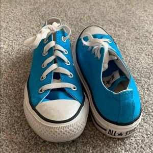 Converse All-Star Bright Blue